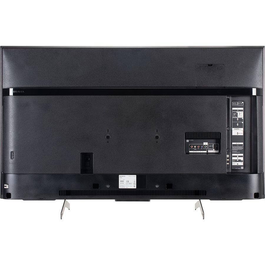 Sony KD-49XH8505 - Vue de dos