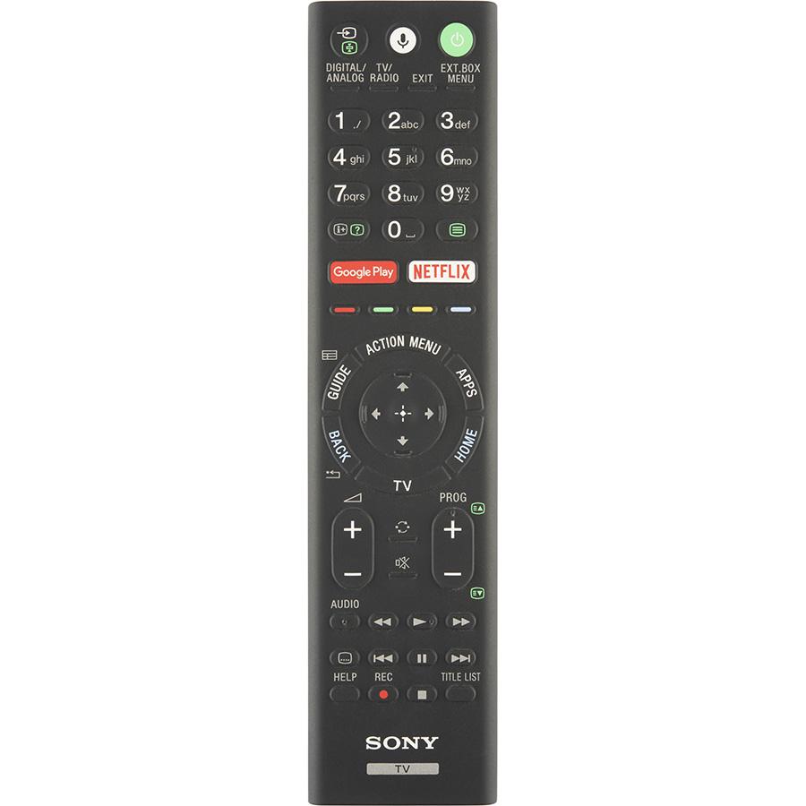 Sony KD-55AG8 - Télécommande