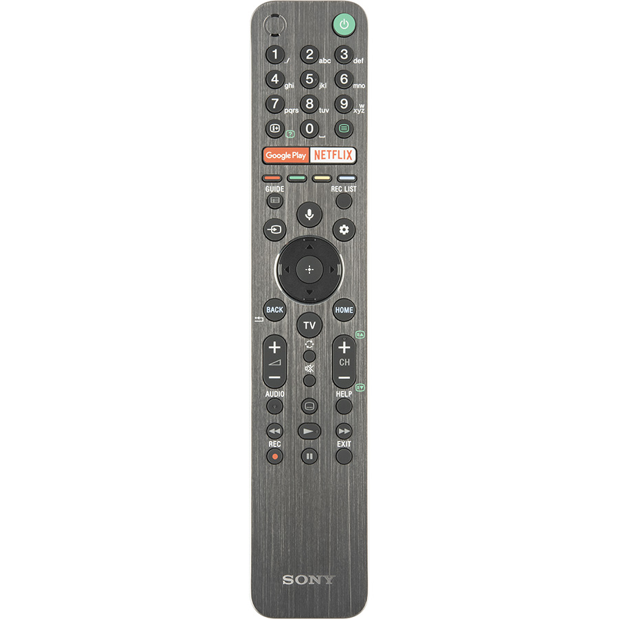 Sony KD-55AG9 - Télécommande