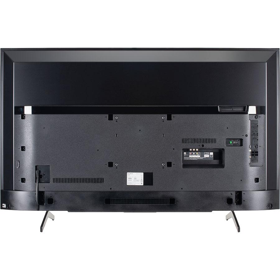 Sony KD-55X7056 - Vue de dos