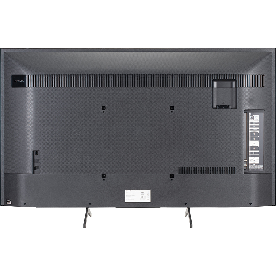 Sony KD-55X80J - Vue de dos