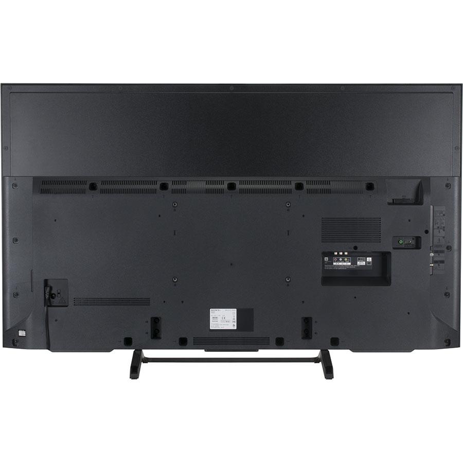 Sony KD-55XE7005 - Vue de dos