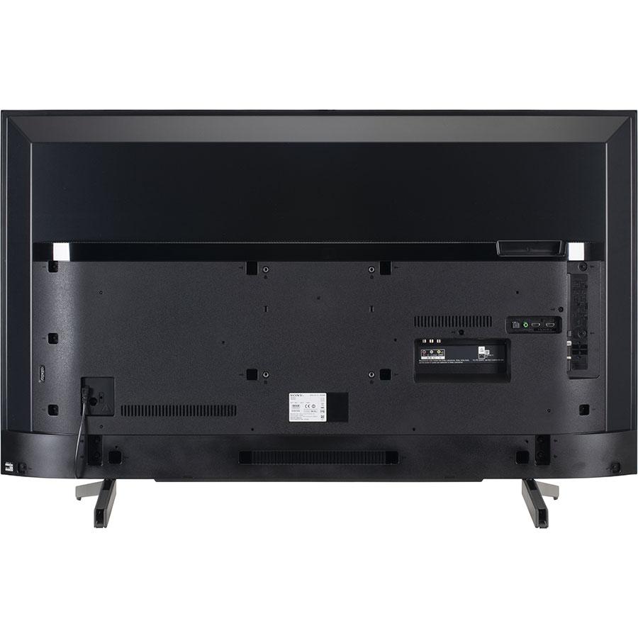 Sony KD-55XG8096 - Vue de dos