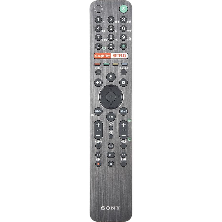 Sony KD-55XG9505  - Télécommande