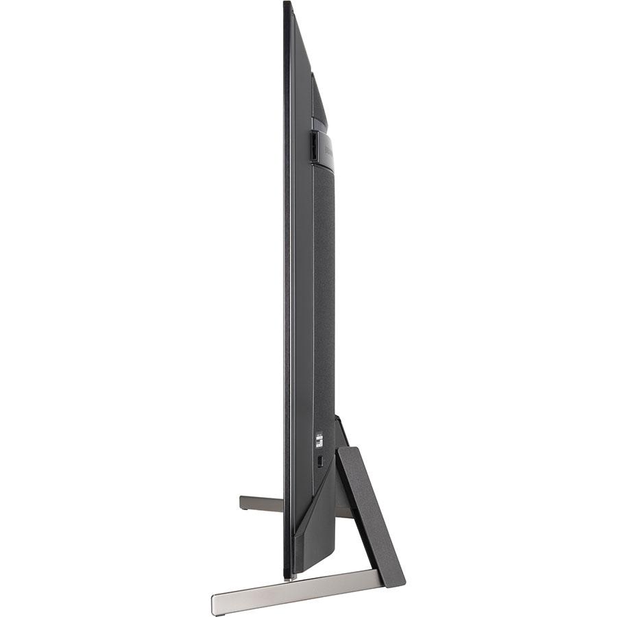 Sony KD-55XG9505  - Vue de côté