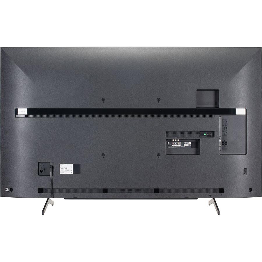 Sony KD-65X7055 - Vue de dos
