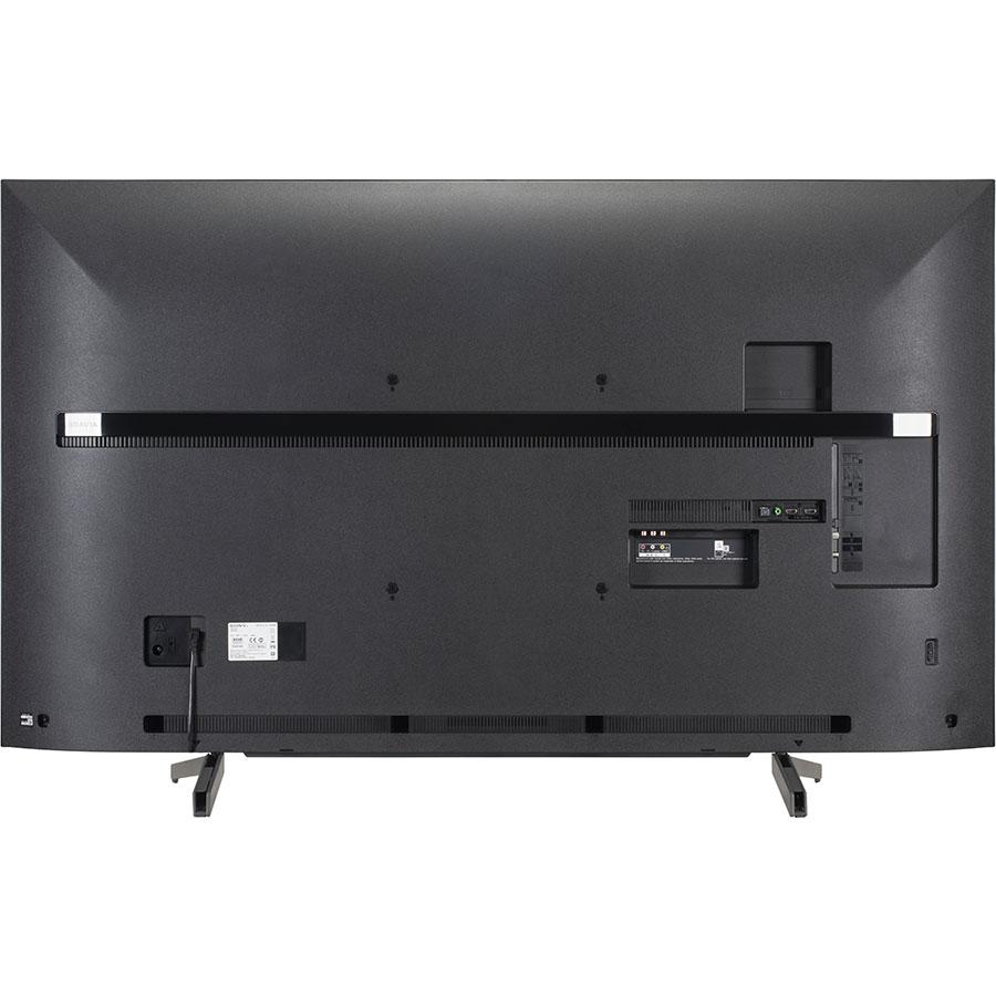 Sony KD-65XG8096 - Vue de dos