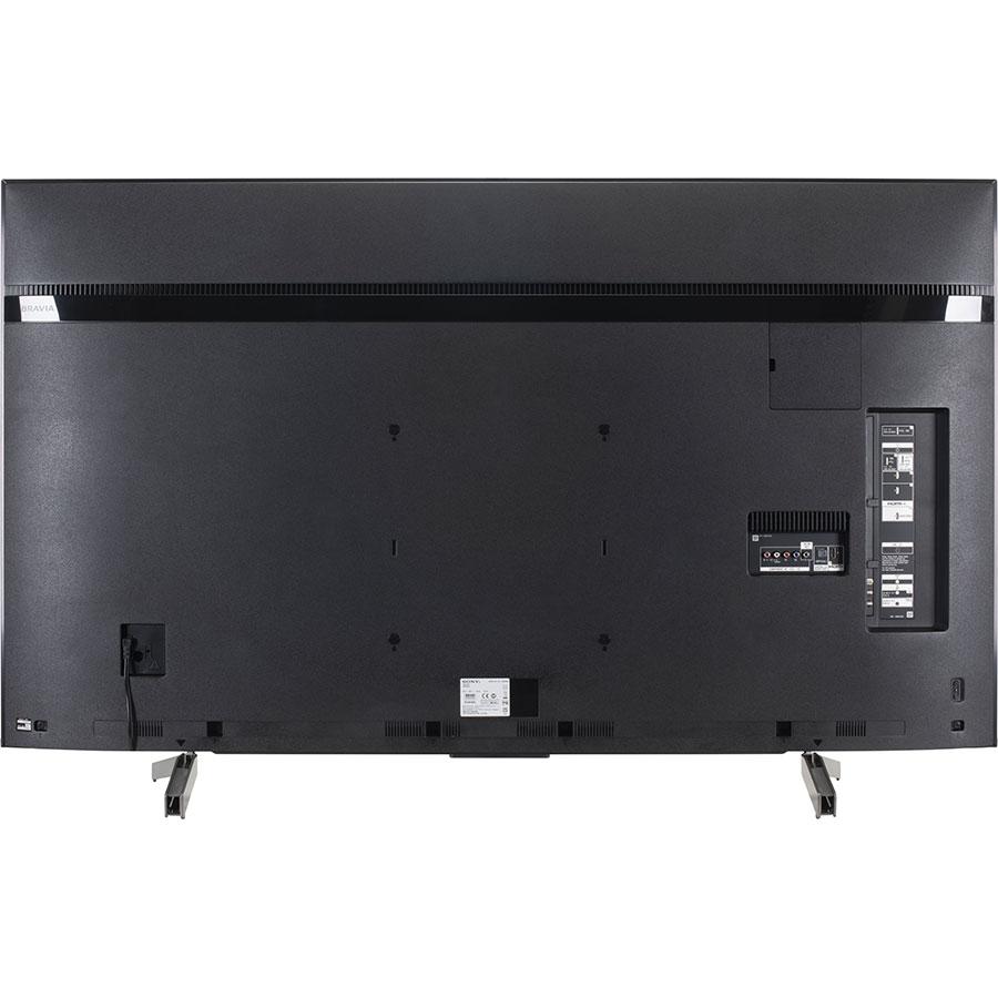 Sony KD-65XG8505 - Vue de dos