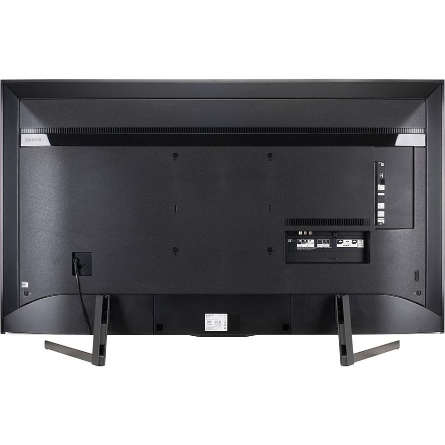 Sony KD-65XG9505 - Vue de dos