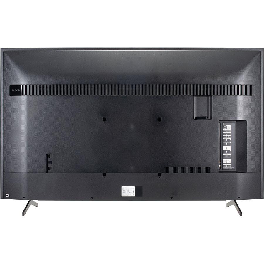 Sony KD-65XH8096 - Vue de dos