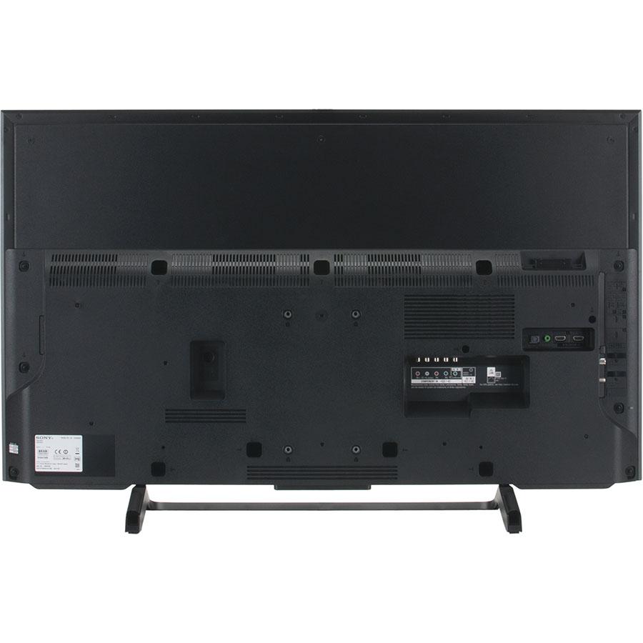 Sony KD-43XE8096BAEP - Vue de dos