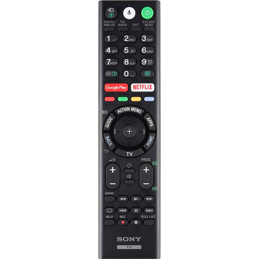 Sony KD43XF8505BAEP - Télécommande