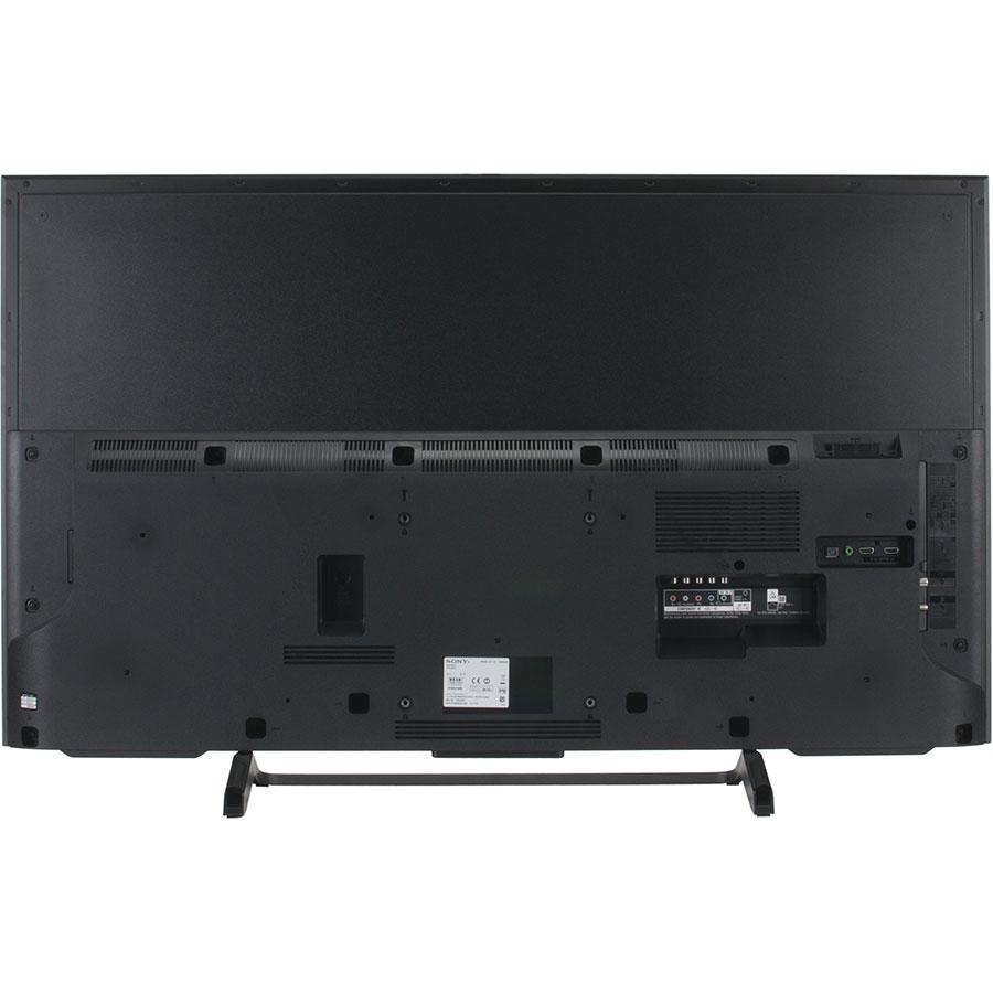 Sony KD-49XE8096BAEP - Vue de dos