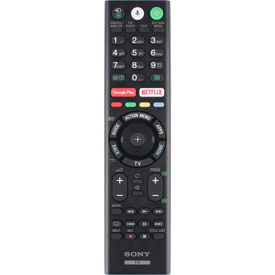 Sony KD65XF8505BAEP - Télécommande