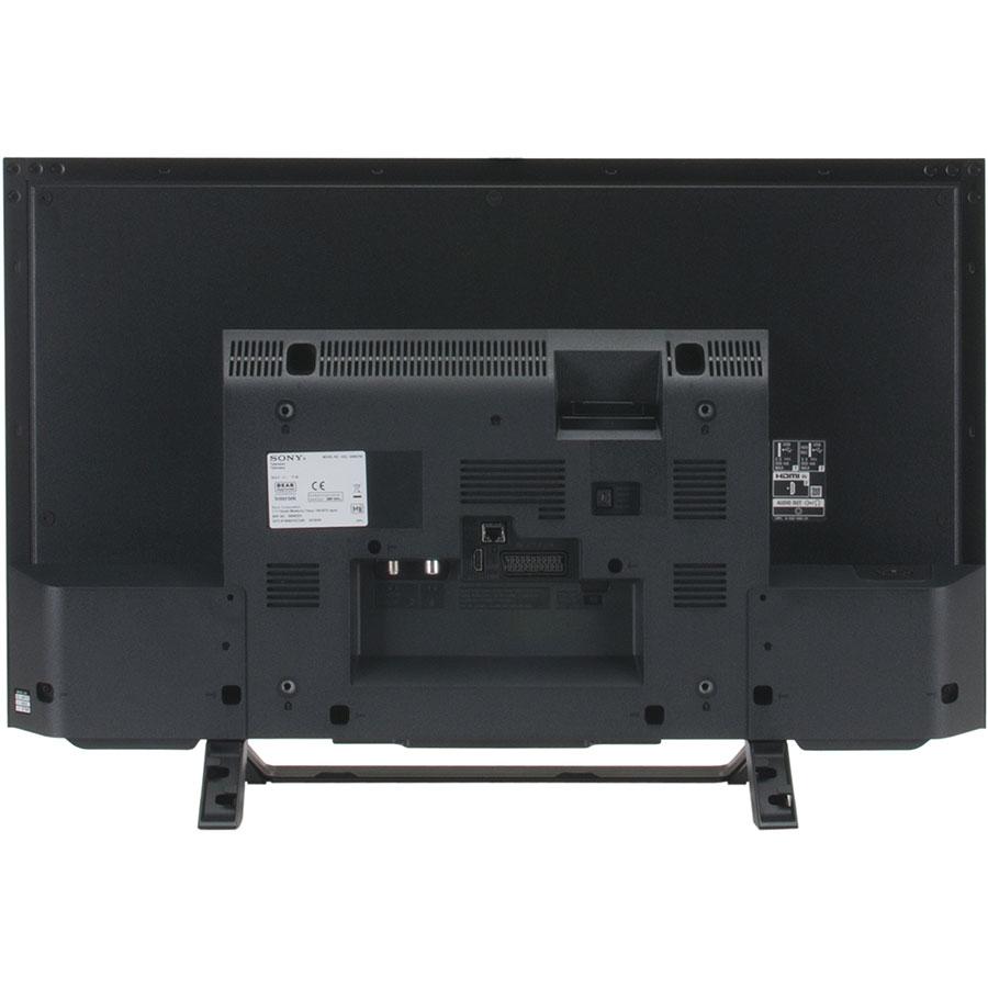 Sony KDL-32WD750BAEP - Vue de dos