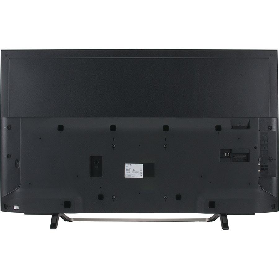 Sony KDL-49WE660BAEP - Vue de dos