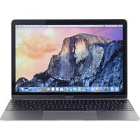 Apple MacBook 12 pouces (2017) - Vue de face