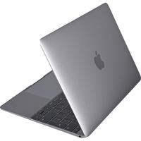 Apple MacBook 12 pouces (2017) - Vue de dos