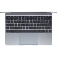 Apple MacBook 12 pouces (2017) - Clavier