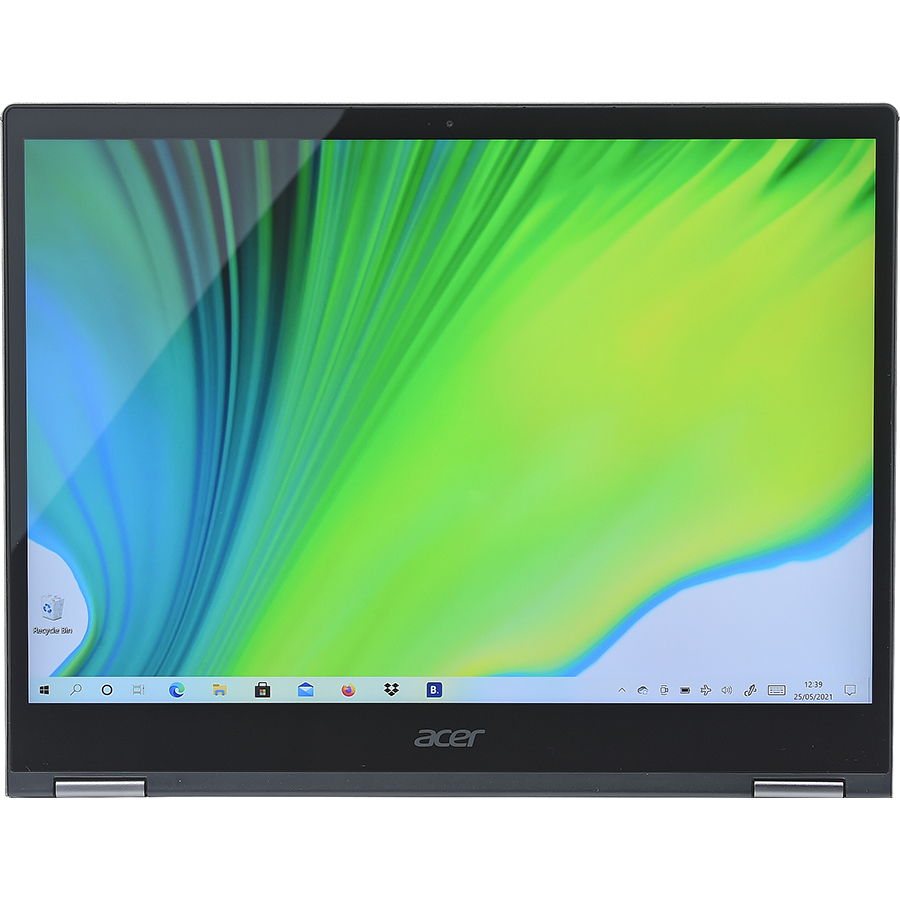 Acer Spin 5 (SP513-55N) - Mode tablette alternatif (le clavier se replie)