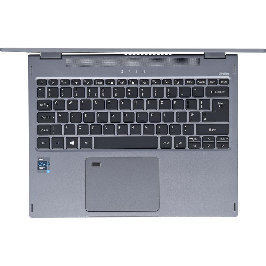 Acer Spin 5 (SP513-55N) - Clavier