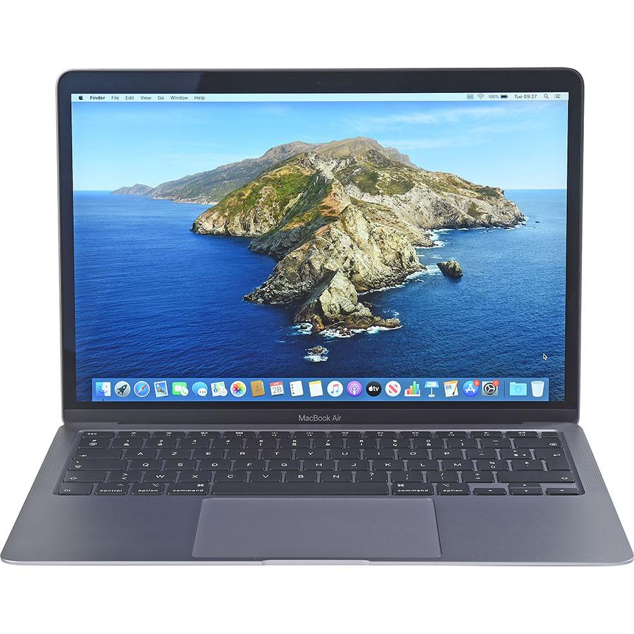 Apple MacBook Air 13 pouces (2020) - Vue de face