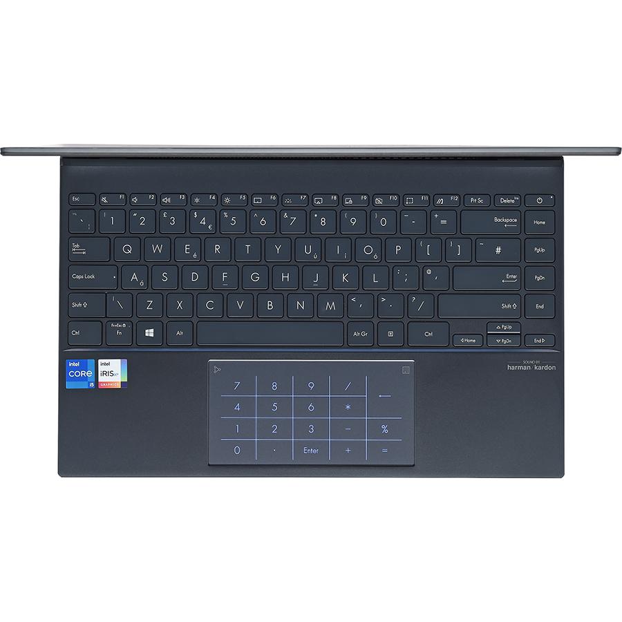 Asus ZenBook 14 UX425EA - Clavier