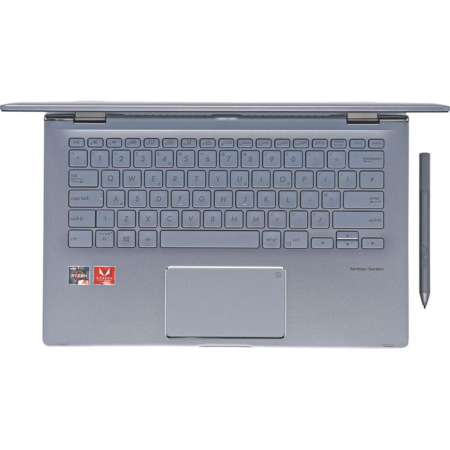 Asus ZenBook Flip 14 UM462DA - Clavier