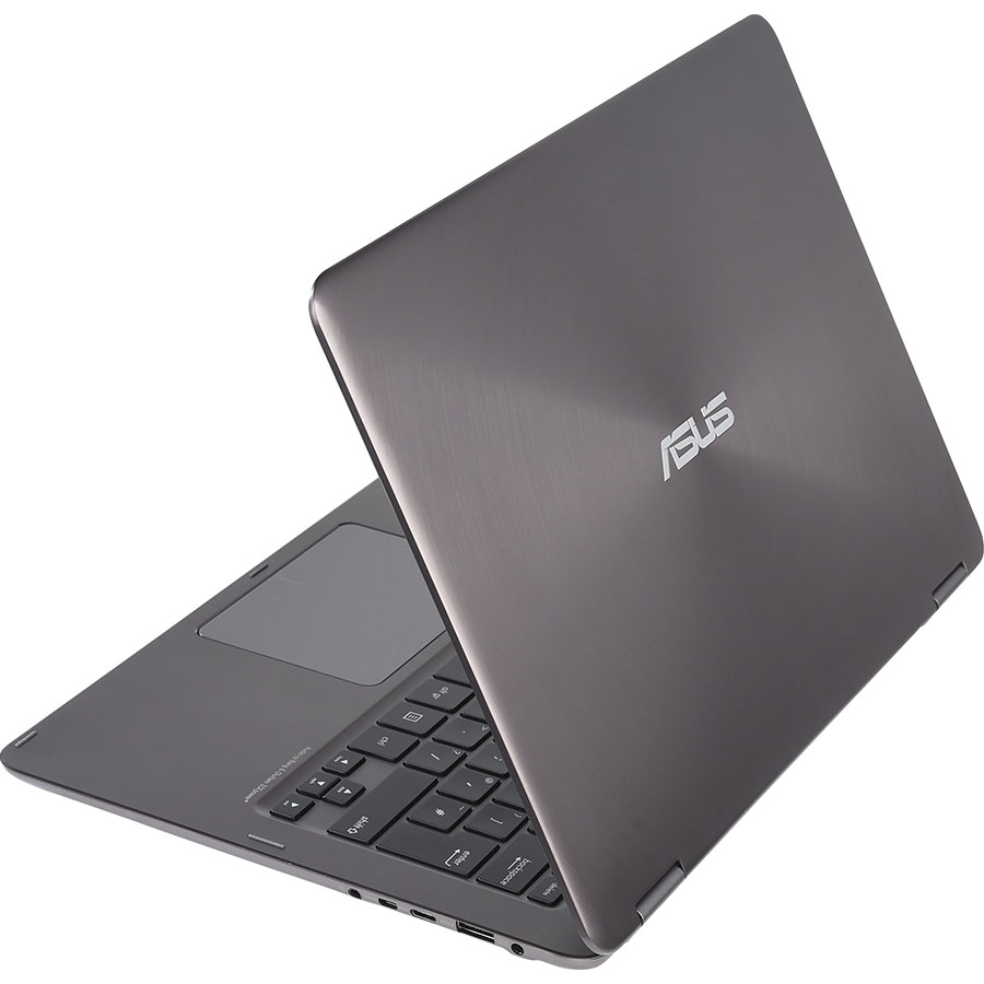 Asus ZenBook Flip UX360CA - Vue de dos