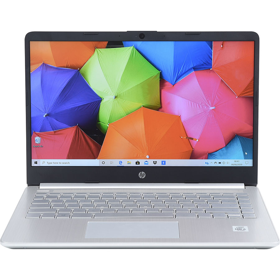 HP Notebook 14s-dq1004nf - Vue de face