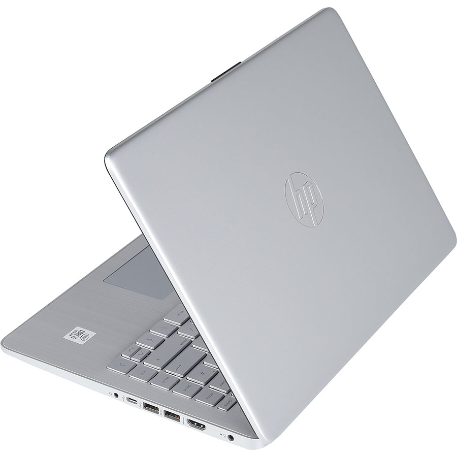 HP Notebook 14s-dq1004nf - Vue de dos