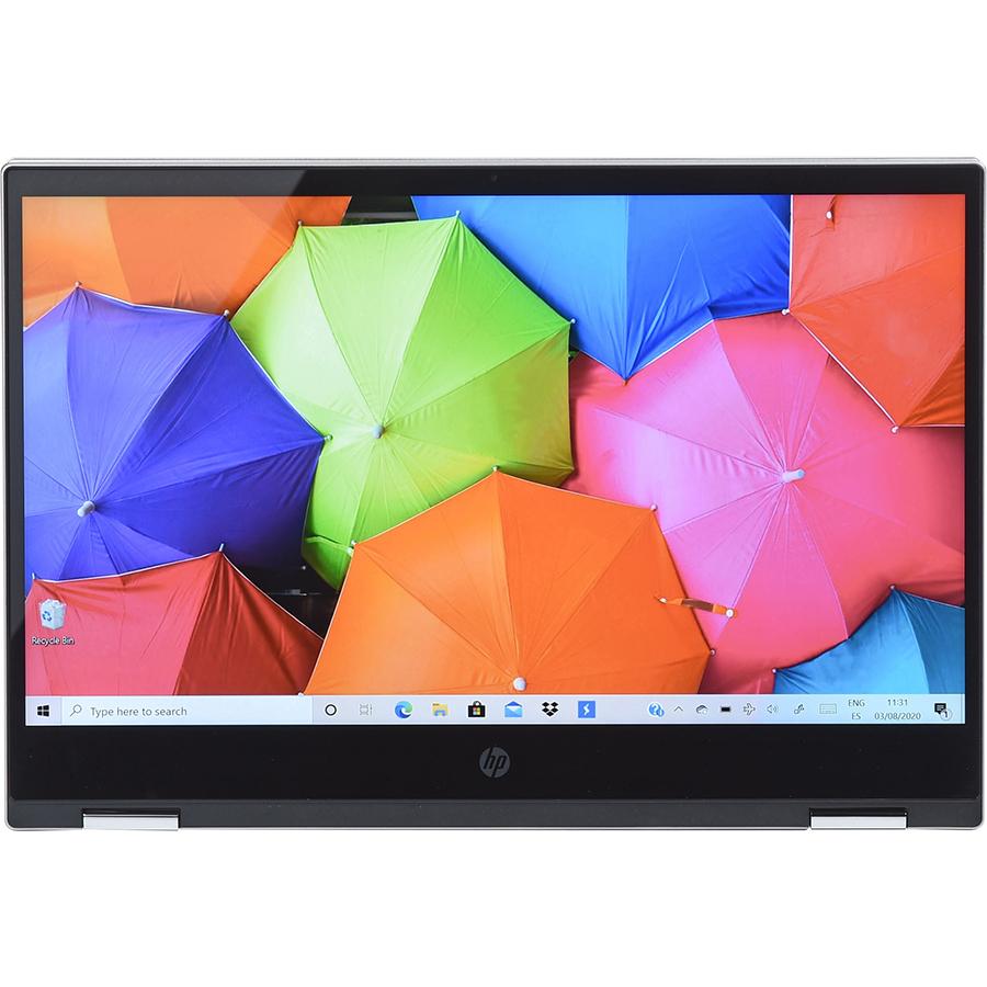 HP Pavilion x360 14 (dw0012nf) - Mode tablette alternatif (le clavier se replie)