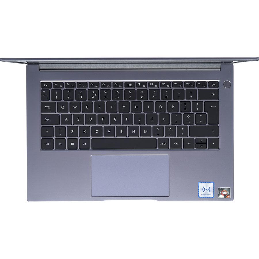 Huawei MateBook D 14 (2020) - Clavier