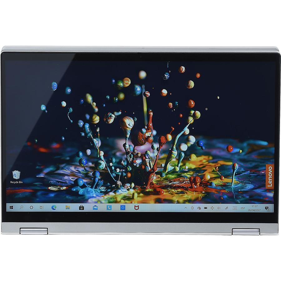 Lenovo IdeaPad Flex 5i (14ITL05) - Mode tablette alternatif (le clavier se replie)