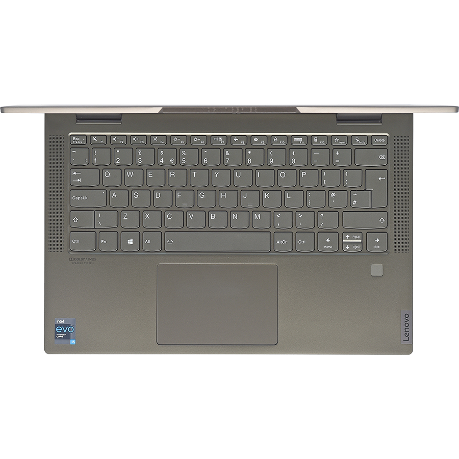Lenovo Yoga 7i 14ITL5 - Clavier