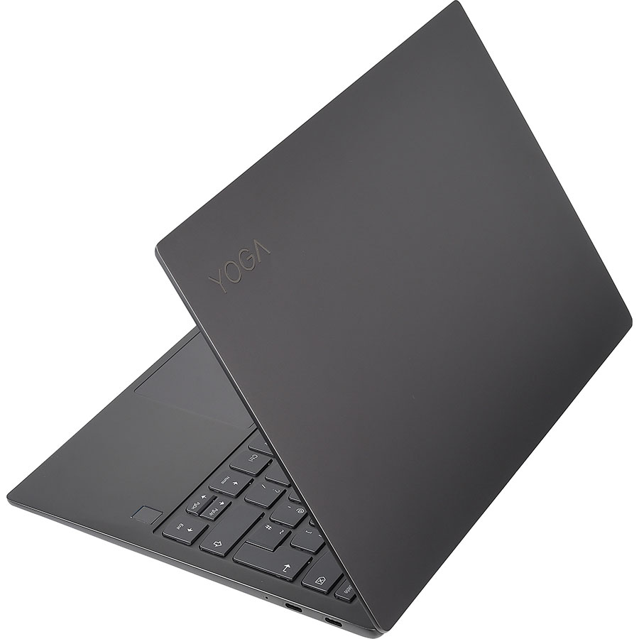 Lenovo Yoga S730 (13IWL) - Vue de dos