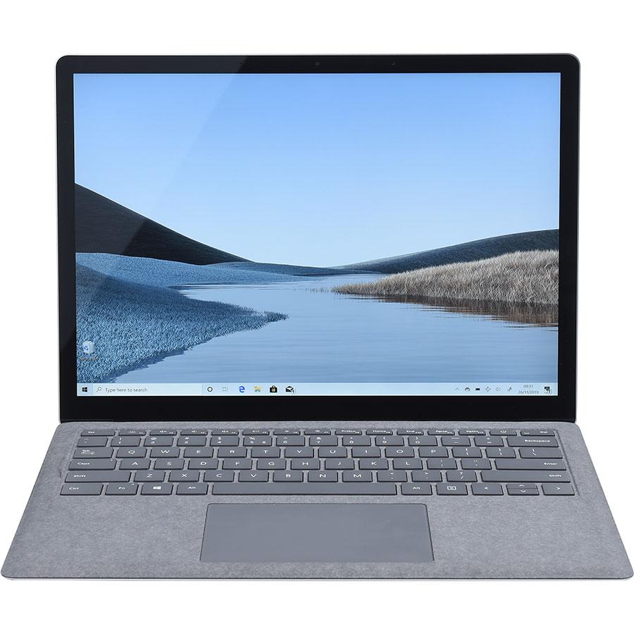 """Microsoft Surface Laptop 3 13.5"""" - Vue de face"""