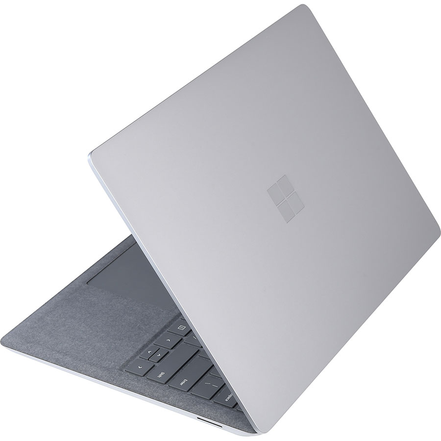 "Microsoft Surface Laptop 3 13.5"" - Vue de dos"