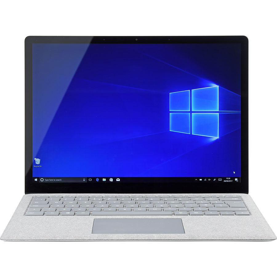 Microsoft Surface Laptop - Vue de face