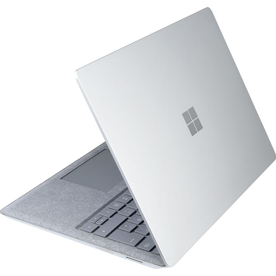 Microsoft Surface Laptop - Vue de dos
