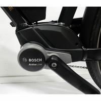 Moustache Samedi 28.1 - Moteur central Bosch Active Line placé dans le pédalier.