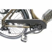 Nakamura E-City 150 - Protection de chaîne en aluminium.