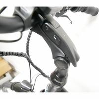 Wayscral Everyway E300 28'' - La potence est (facilement) réglable sans outil.