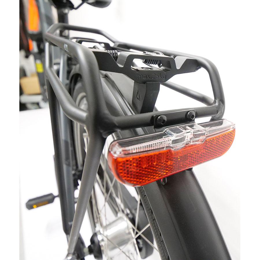 Cube Town Hybrid One 400 - L'éclairage est alimenté par la batterie.