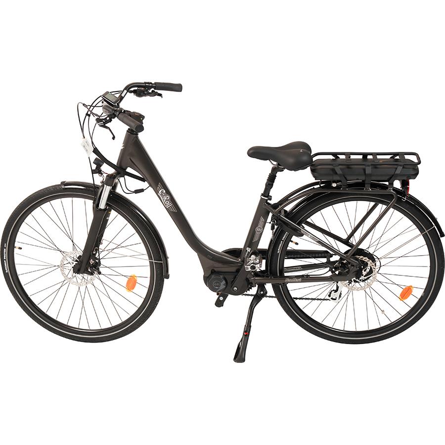 Feu Vert E-Roll 100 - Vélo en position parking
