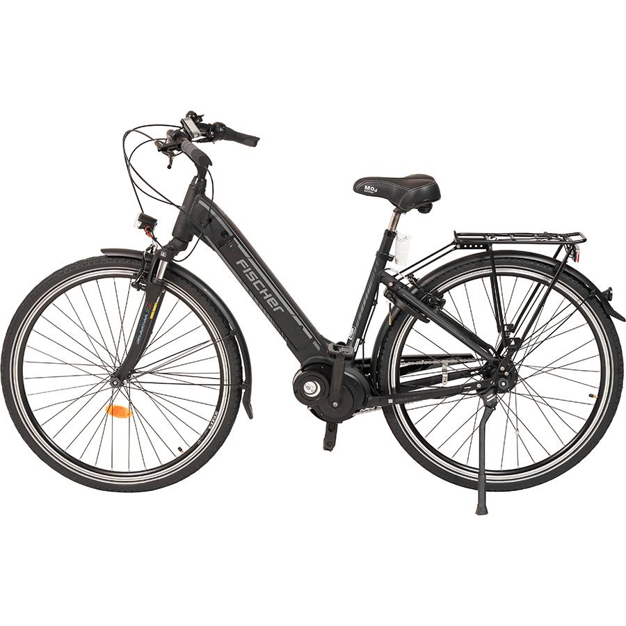 Fischer 3.1i - Vélo en position parking