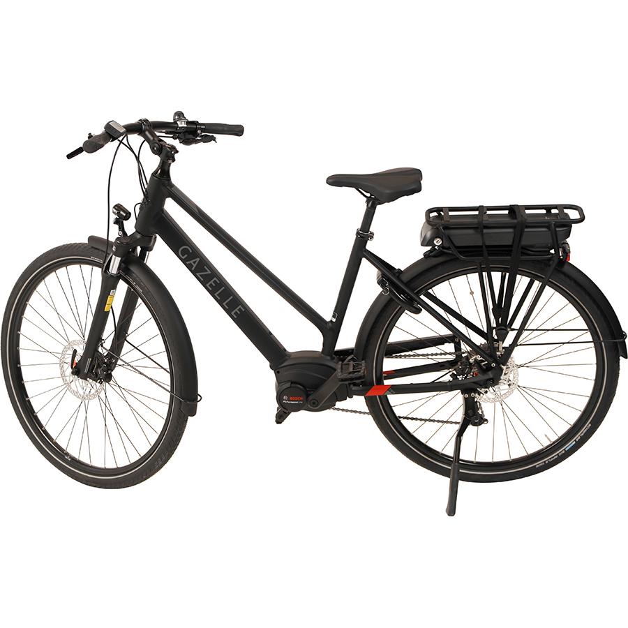 Gazelle Medeo T9 HMB - Vélo en position parking