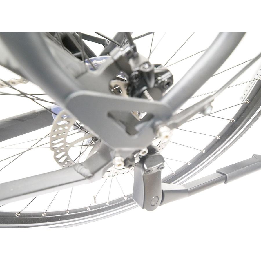 Haibike Sduro Trekking 1.0 - Freins à disque hydrauliques à l'avant et à l'arrière.