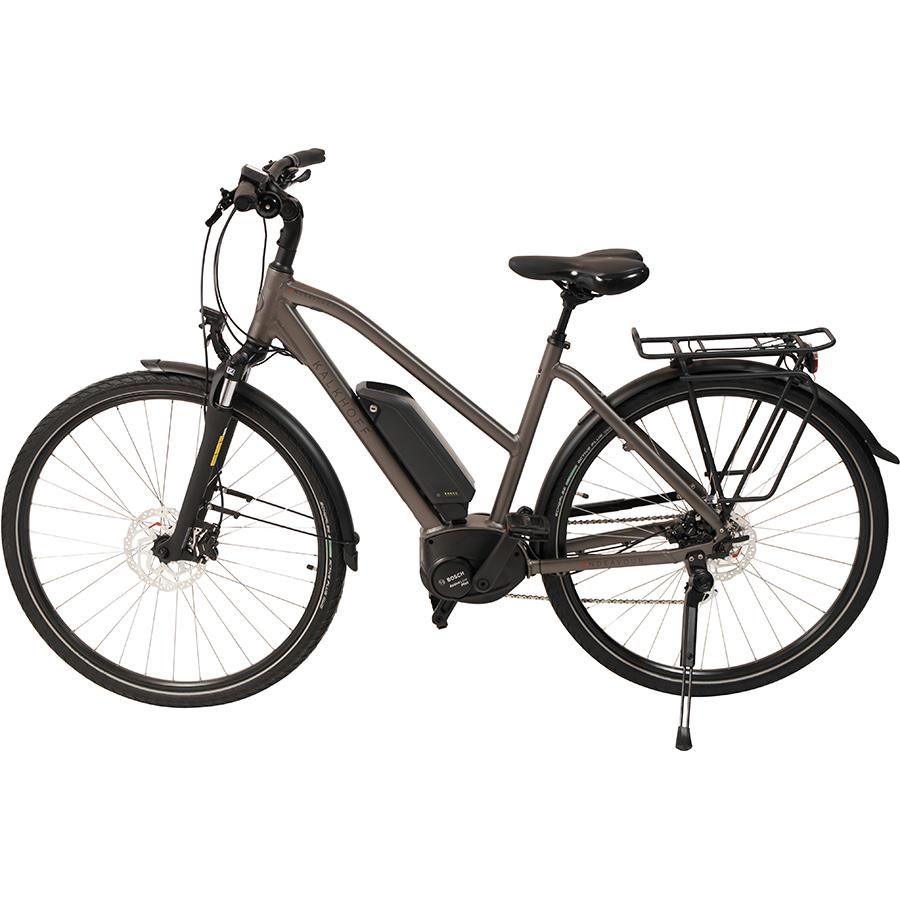 Kalkhoff Endeavour 1.B Move International - Vélo en position parking