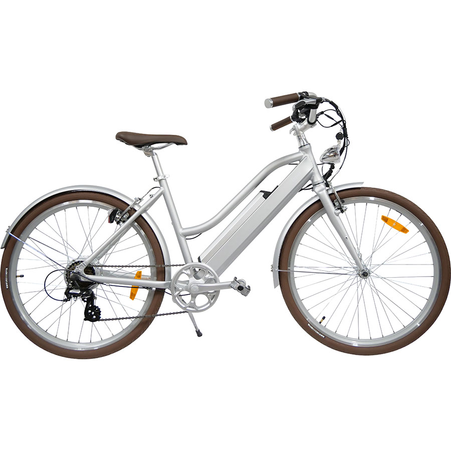 Lutèce Bike Libby Miller -